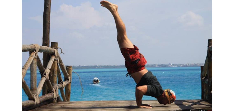 Йога для бойца. История и современность
