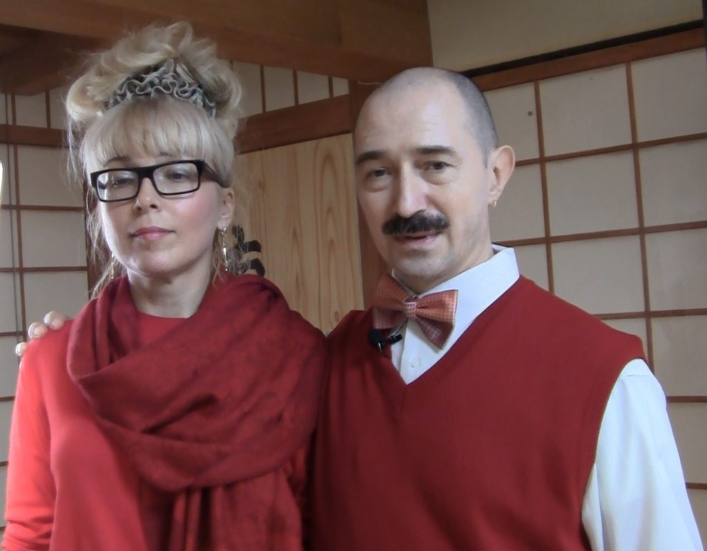 Николай и Елена Прокунины