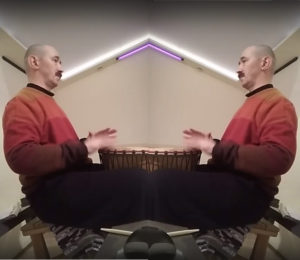Николай Прокунин класс барабаны - 3