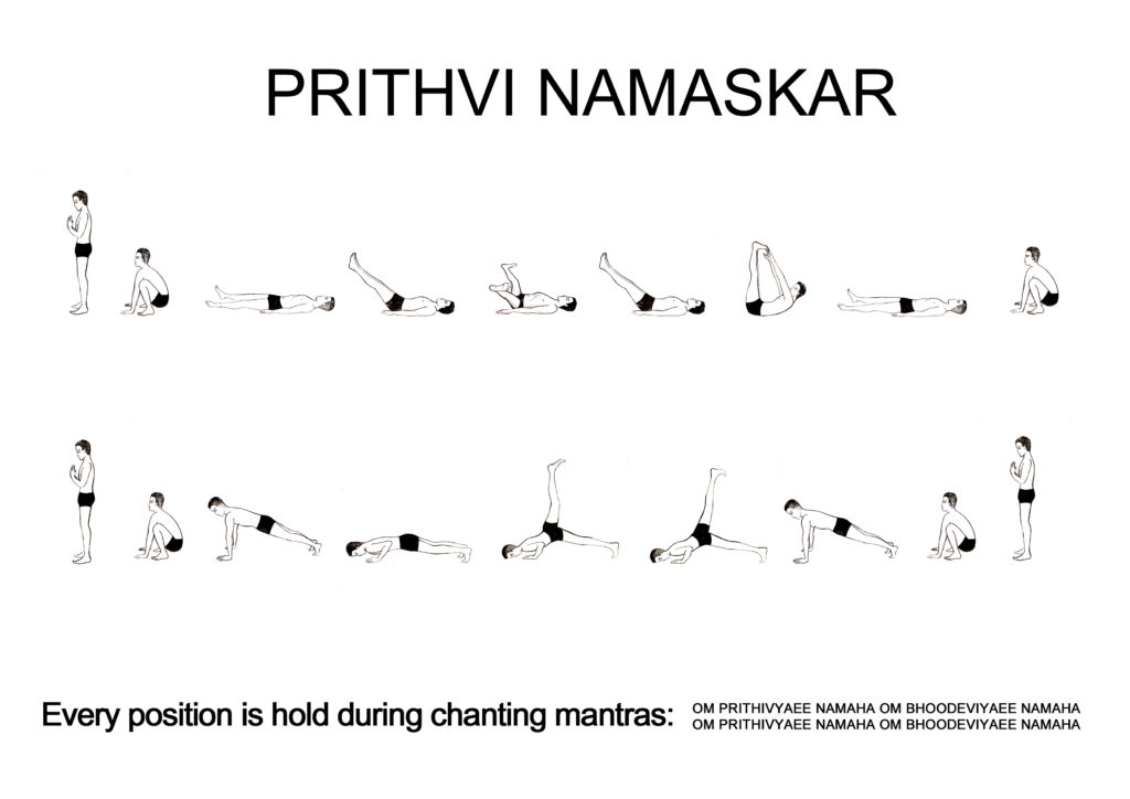 Prithvi-print