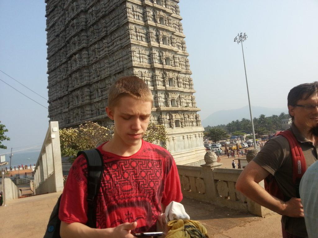 Йогатерапия с Прокуниными в Индии