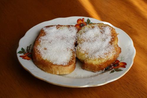 Сахар и хлеб